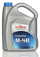 Моторное масло TEMOL SAE-20 Universal M-8B 5/10/20/205л., фото 1