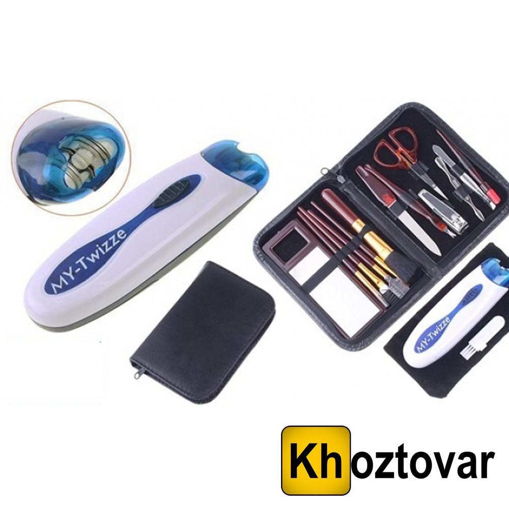 Эпилятор My Twizze ( Май Твизи ) с набором для маникюра и макияжа