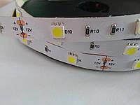 ПРЕМИУМ Светодиодная лента 5050 30 LED без Силикона