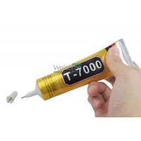 Клей силиконовый T7000, 50 мг в тюбике с дозатором