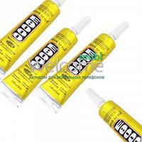 Клей силиконовый E8000, 15 мг в тюбике с дозатором