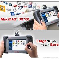 MaxiDas DS708 — AUTEL MAXI DAS — Мультибрендовый автосканер нового поколения