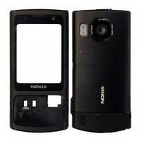Корпус Nokia 6700 Slide черный