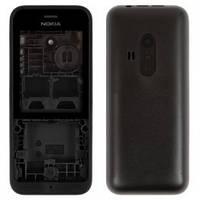 Корпус Nokia 220 Dual Sim черный