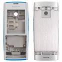 Корпус Nokia X2-00 серебристый