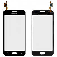 Сенсор (тачскрин) для Samsung G530H Galaxy Grand Prime /G530F серый