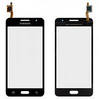 Сенсор (тачскрин) для Samsung G530H Galaxy Grand Prime /G530F серый Оригинал