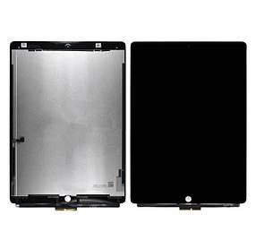 Дисплей (экран) для Apple iPad Pro 9.7  с сенсором (тачскрином) черный