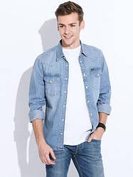Рубашки джинсовые LEE, MONTANA