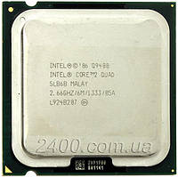 Процесор Intel Core 2 Quad Q9400 2.66GHz/6MB/1333MHz Socket 775