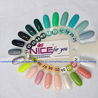 Палітра nice for you 1-21
