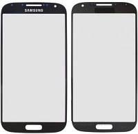 Стекло для Samsung I9500 Galaxy S4, I9505 Galaxy S4 Black