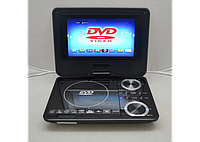 """Портативный DVD проигрыватель DA-737 экран 7.8"""" дюйма"""