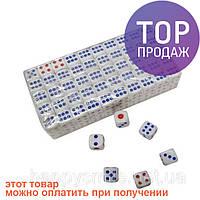 Кубики (Зарики) Большие (100шт) / Настольные игры