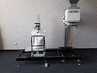 Отводящий транспортер с автоматическим сбрасыванием заполненного мешка