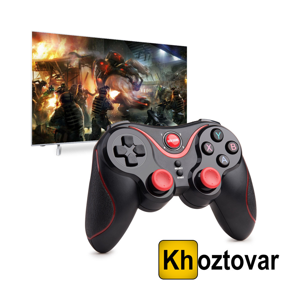 Универсальный беспроводной джойстик Gen Game S5 Bluetooth