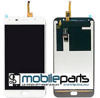 Оригинальный Дисплей (Модуль)+Сенсор (Тачскрин) для  Umi Touch (Белый)