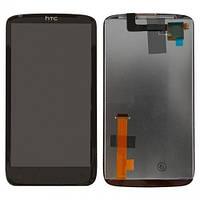 Дисплей (экран) для HTC Sensation XE Z715e G18 + с сенсором (тачскрином) Black
