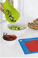 Доска кухонная гибкая макси 340*240 мм Plast Team