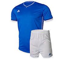 Футбольная форма и экипировка для поклонников активного спорта
