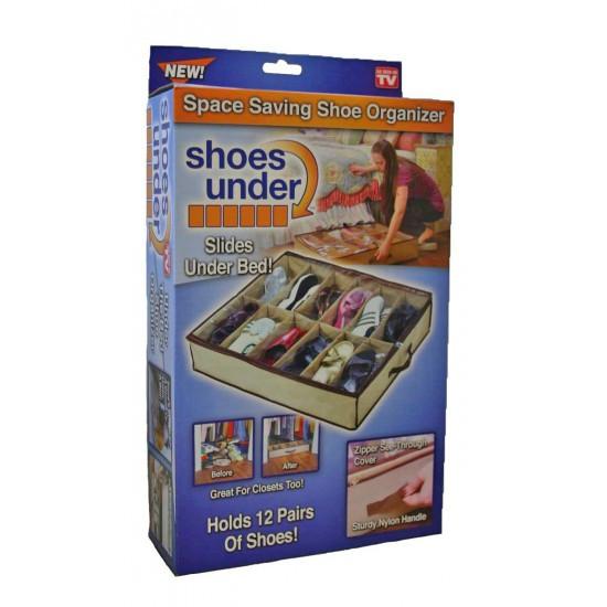 Органайзер для обуви shoes under (Шузандер)