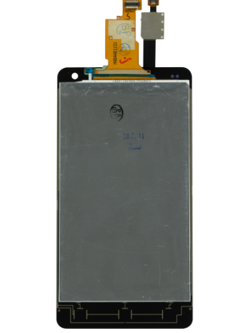 Тач (сенсор) + матрица LG Optimus G E975 модуль