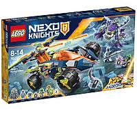 LEGO Nexo Knights Вездеход Аарона 4х4 70355