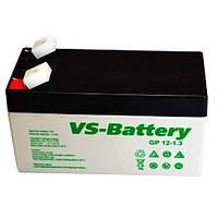 Аккумуляторная свинцово-кислотная батарея VS-Battery VS GP 12-1.3