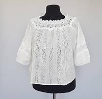 Легкая женская блуза на лето