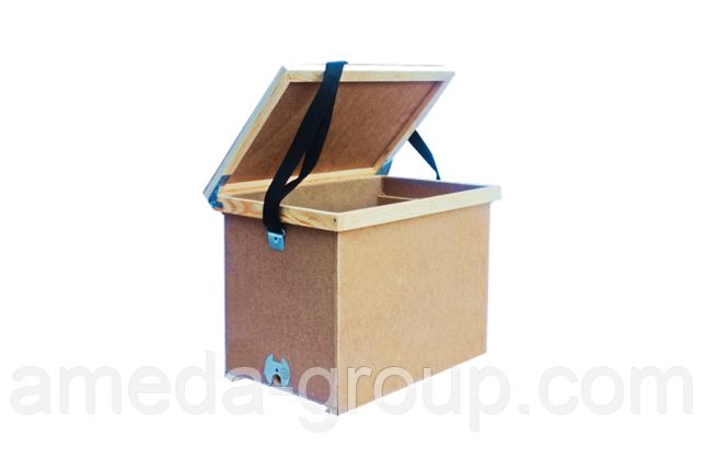 "Ящик рамочный для 6-ти рамок ""Рута"", фото 2"