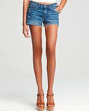 Шорты и бриджи джинсовые, женские.