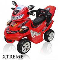 Детский квадроцикл с пультом Xtreme