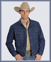 Куртки джинсовые WRANGLER, Lee .