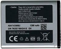 Аккумулятор Samsung D780 Duos / AB474350BU (1200 mAh)