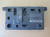 Блок электронный управления двери перед лев Mercedes Vito W639 2003-2010