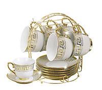 Чайный сервиз 17 пр Maestro MR 10011-17S