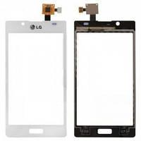 Сенсор (тачскрин) LG P700 Optimus L7/P705/P750 White