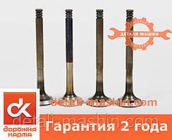 Клапан впускний ВАЗ 2110-2112 4 шт. (16 клапанні) (пр-во ДК)