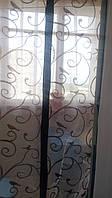 Антимоскитная сетка штора с магнитами на дверь 100*210 см Птички