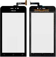 Сенсор (тачскрин) для Asus ZenFone 4 (A450CG) черный
