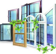 Двері. Вікна. МДФ накладки. Балкони.