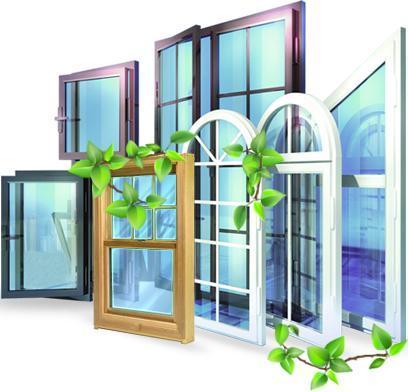 Двери. Окна. МДФ накладки. Балконы.