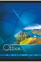 Зошит для конспектів Brisk Office, 96 аркушів, A4, клітинка, ТВ-31