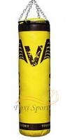 Детский боксерский мешок V`Noks Gel Yellow 12 - 15 кг