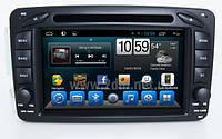 Штатная магнитола для Mercedes CLK C209 (1998-2004) - SMARTY Trend Android 6.0