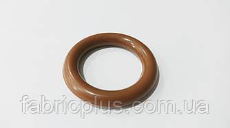 Кольцо для карниза  пластиковое, дуб золотой