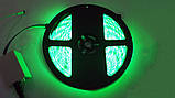 Светодиодная лента LED 5050 RGB комплект 5 метров, разноцветная, фото 4