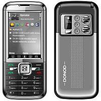 Мобильный телефон Donod D906 2 сим,2,6 дюйма, TV, металлический корпус. Дешево!!!