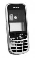 Корпус Nokia 6303 серебристый