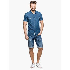 Рубашка джинсовая мужская LEE